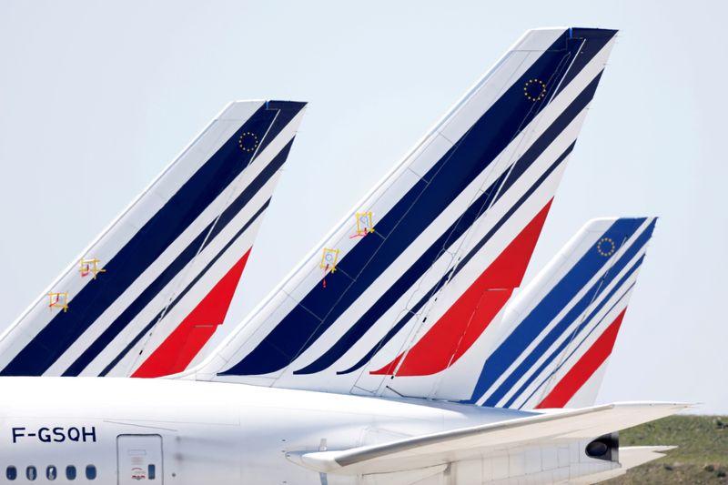FORTEMENT IMPACTÉ PAR LE CORONAVIRUS, LE TRAFIC AIR FRANCE-KLM S'EST EFFONDRÉ EN MARS